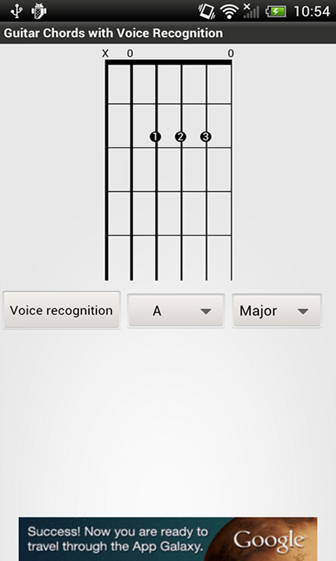 Amazon.com: Guitar chords- voice recognition: Appstore for ...
