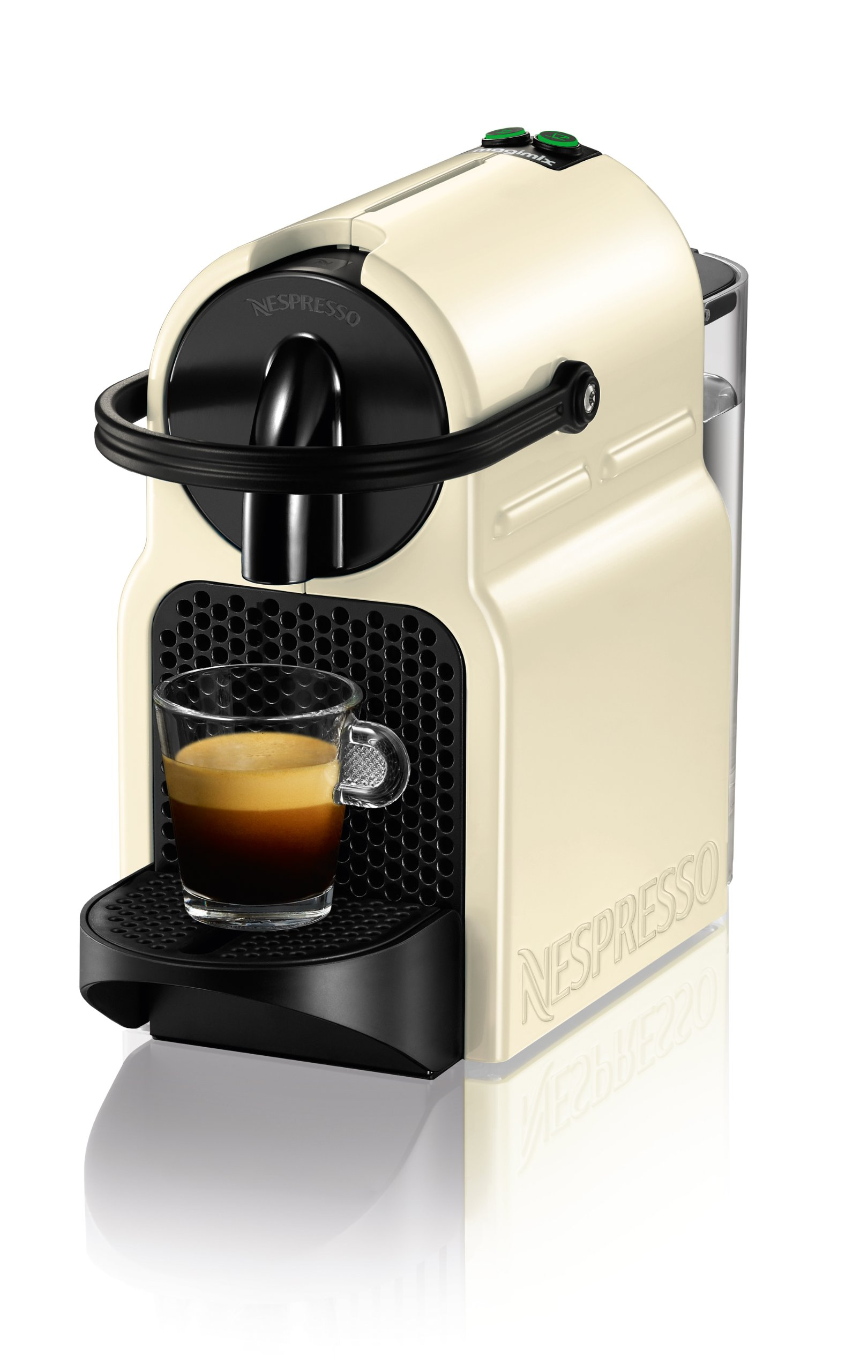 Magimix Nespresso Inissia Coffee Machine, Cream | eBay