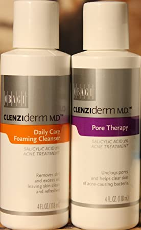 Clenziderm md reviews