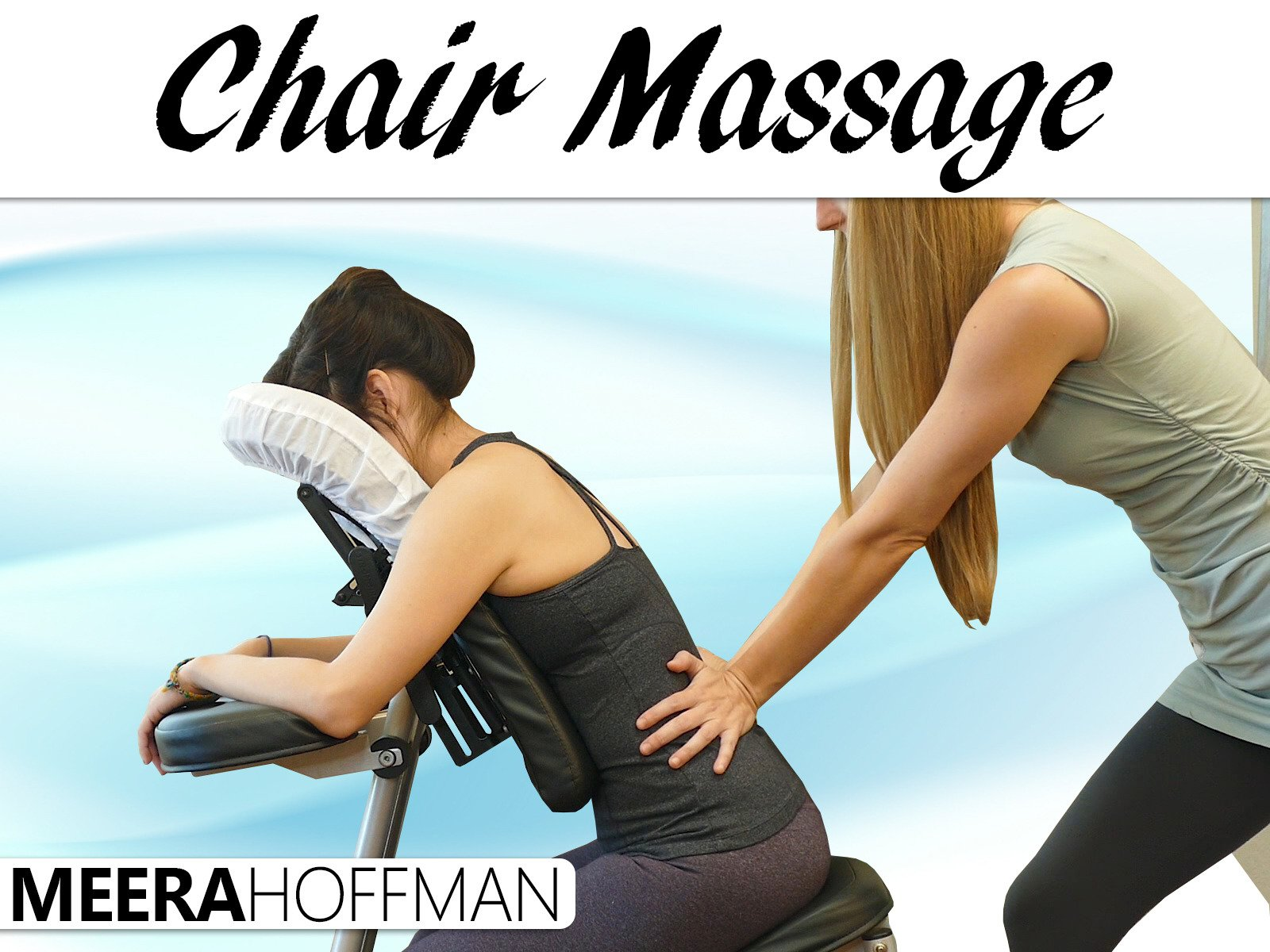 Chair Massage on Amazon Prime Instant Video UK