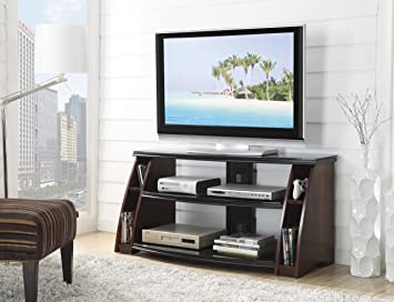 """Office Star Olea 52"""" TV Stand in Cider"""