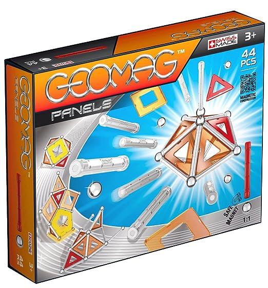 Geomag - 451 - Jeu de Construction - Panels -  44 Pièces