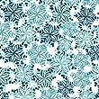 Jillson Roberts Christmas Gift Wrap, Sparkle Snow, 6 Roll-Count (XR528)