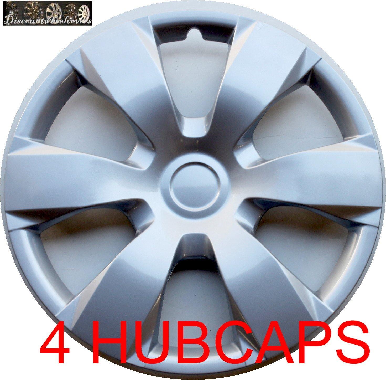 16 set of 4 hubcaps fit 2006 2011 toyota camry matrix wheel autos weblog. Black Bedroom Furniture Sets. Home Design Ideas