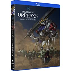 Mobile Suit Gundam: Iron-Blooded Orphans – Season 2 [Blu-ray]
