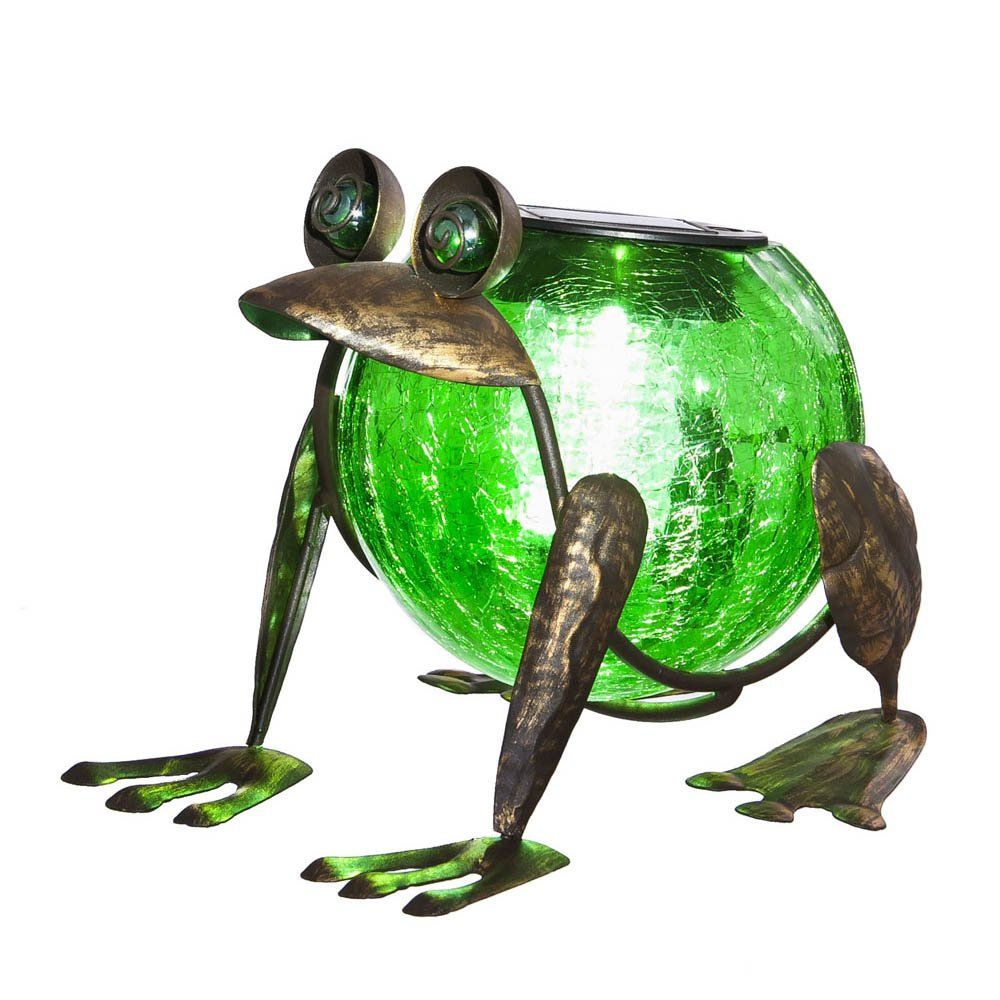 Cute Frog Lanterns For Garden And Kids Room