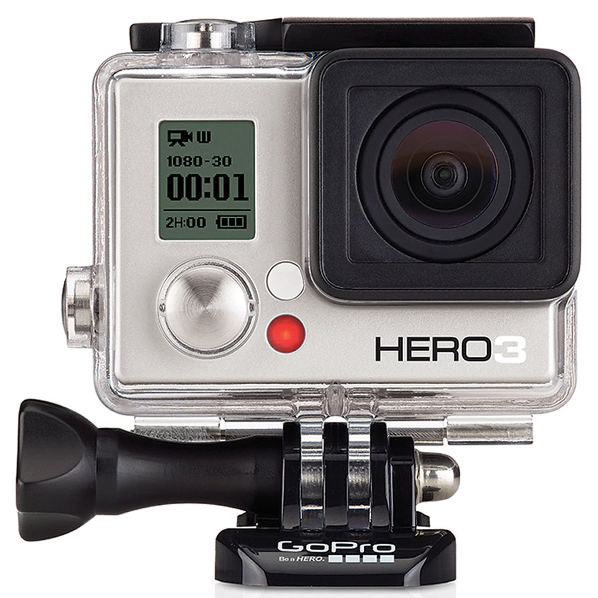 GoPro HERO3 White Edition Camera with 131