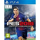 PES 2018 Pro Evolution Soccer PS4 Playstation 4