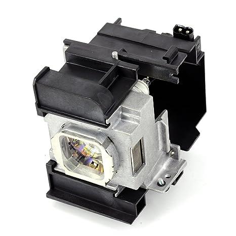 haiwo et-lad320pw de haute qualité Ampoule de projecteur de remplacement compatible avec logement pour Panasonic pt-ds12K/pt-dw11K/pt-dz10K/pt-dz13K.