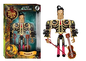 Funko - Figurine Book of Life Legacy - Manolo 15cm - 0849803039660