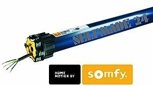 Somfy HiPro LT50 Start 6/17 Rollladenmotor/ Rohrmotor  BaumarktKundenbewertung und Beschreibung
