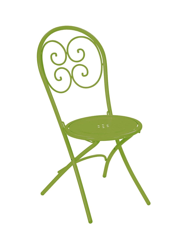 Emu 309246000 Pigalle Klappstuhl 924, pulverbeschichteter Stahl, 4-er Set, grün günstig kaufen