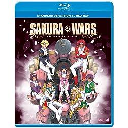 Sakura Wars Tv [Blu-ray]