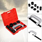 Yosoo 4-in-1 Ball Joint Service Auto Tool Set Auto Remover Installer Extractor Removal Mechanic Tool Kit 2WD & 4WD Auto Repair Brake