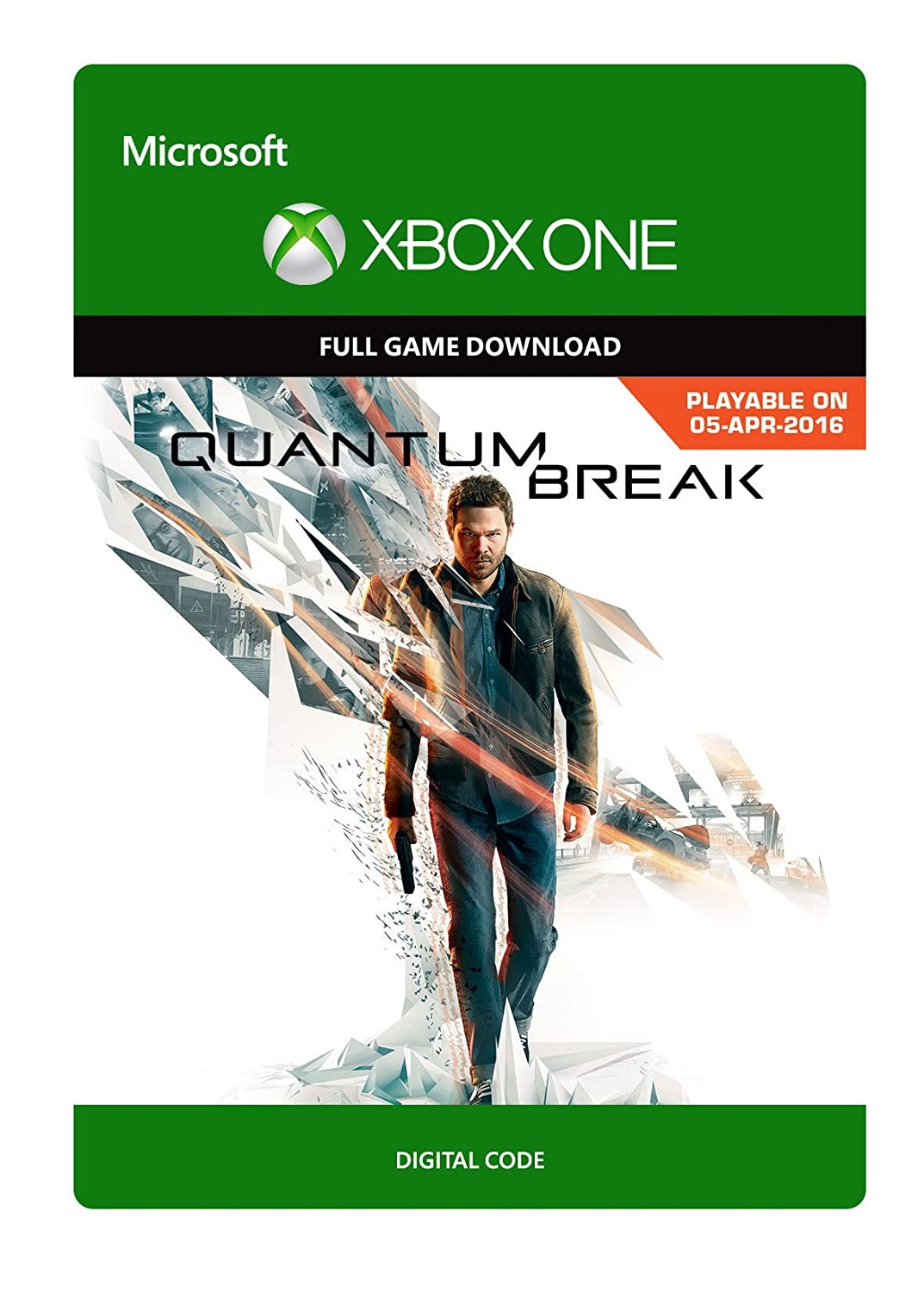 Quantum Break - Xbox One (Digital Code)