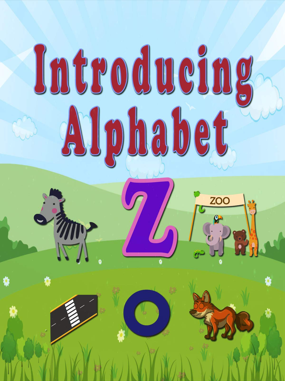 Introducing Alphabet Z on Amazon Prime Instant Video UK