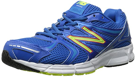 blue new balance running shoes