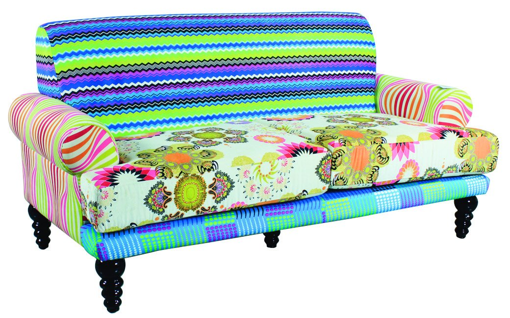 My Flair Sofa Temptation im Barockstil Bunt online bestellen