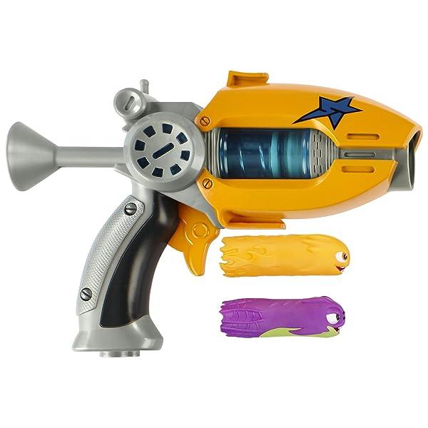 Slugterra, Eli's Blaster 2.0 Defender Mark One with 2 Firing Slugs (Color: With 2 Firing Slugs)