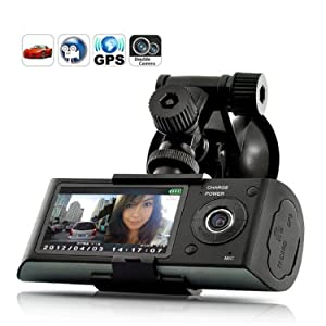 UKEOL®2.7 inch screen Dual Camera 5MP USB 2.0 Carreview and more information