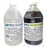 Model-Pro Casting' Resin Gallon Kit Polyurethane System