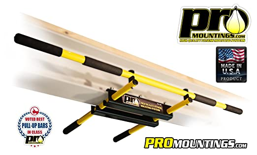 Promountings Pull up Bar Straight Pull up Bar