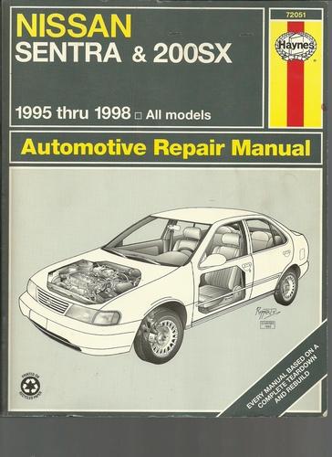 1998 nissan 200sx auto repair manual free service manual. Black Bedroom Furniture Sets. Home Design Ideas