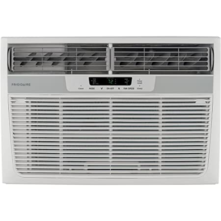 Frigidaire FFRH1222Q2 12,000 BTU Compact Air Conditioner with 11,000 BTU Heat