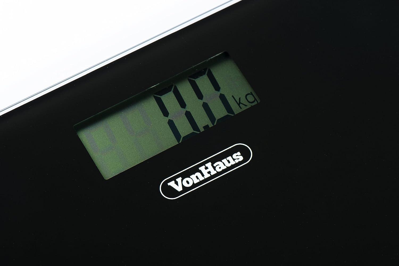 VonHaus Slim Electronic Bathroom Scale