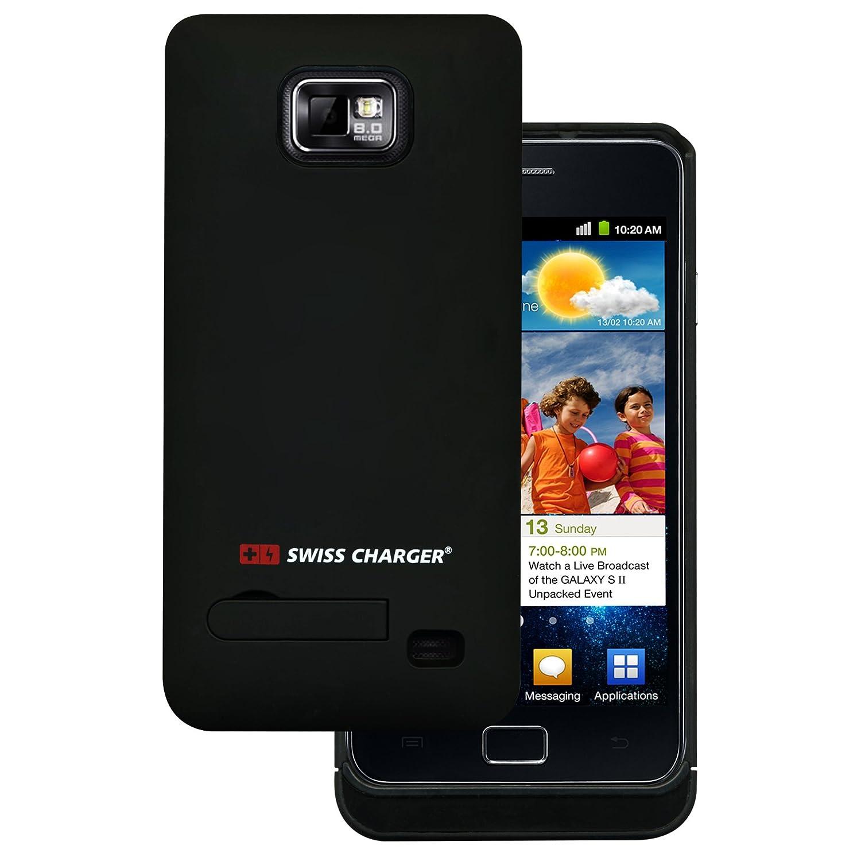Funda Para Samsung Galaxy S2 i9100 Gpower Batería de 1500mAh MicroUSB