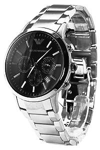 EMPORIO ARMANI クロノ クオーツ メンズ 腕時計 AR2434