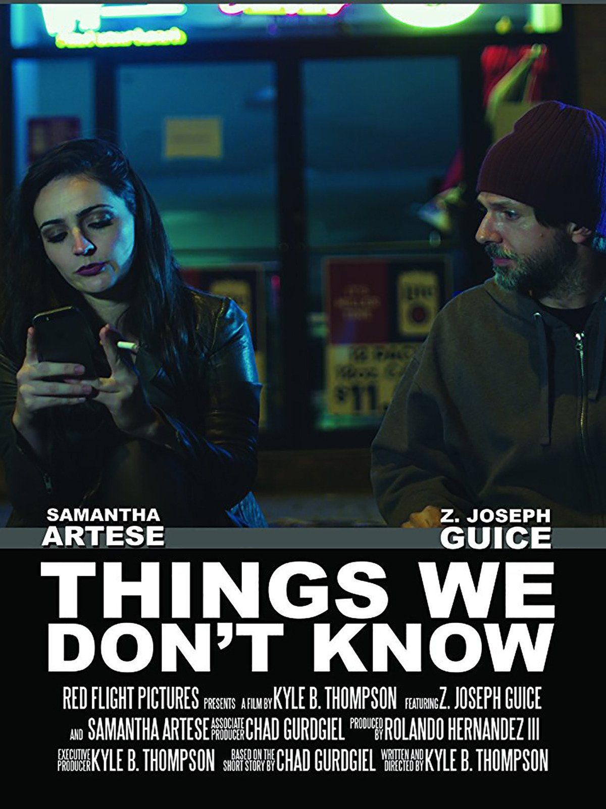 Things We Don't Know