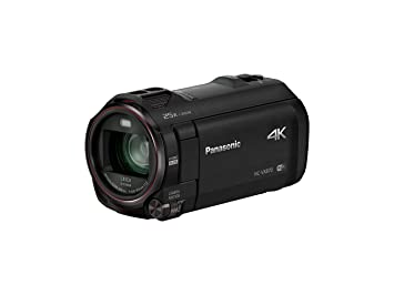 Panasonic HC VX870K 4K Ultra HD Camcorder  Black  available at Amazon for Rs.135599