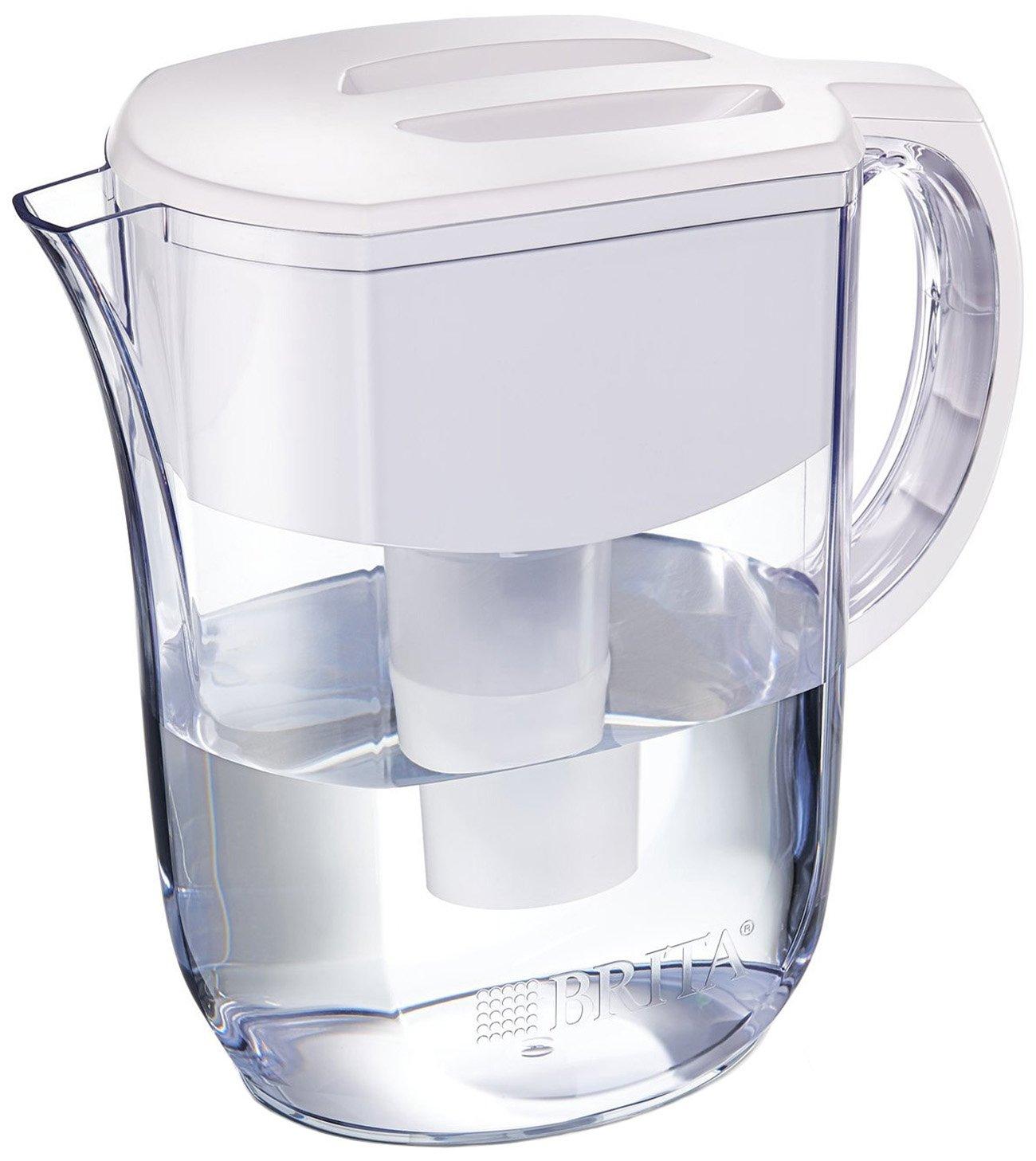 Brita碧然德 10杯量过滤净水壶,原价.39,现仅售20.99 - 第1张  | 淘她喜欢
