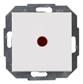 kopp 588692088 athenis kontrollschalter beleuchtet dee581. Black Bedroom Furniture Sets. Home Design Ideas