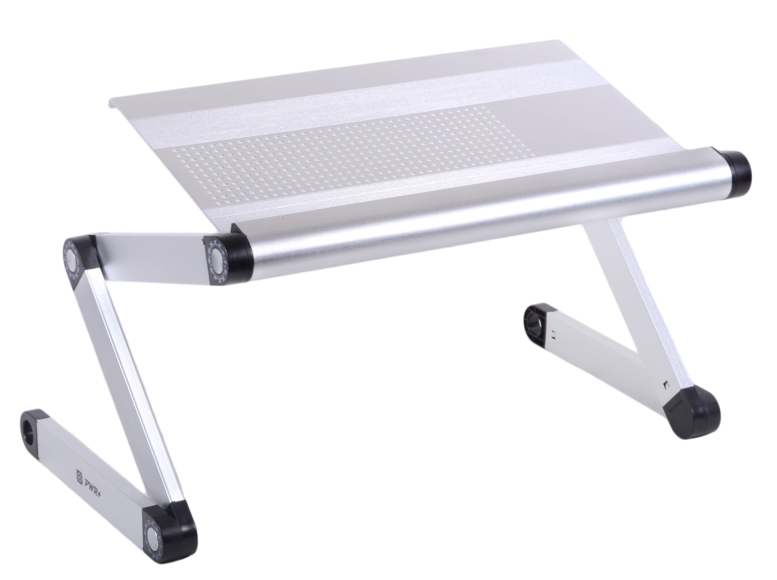 Pwr 174 Adjustable Vented Laptop Table Notebook Computer