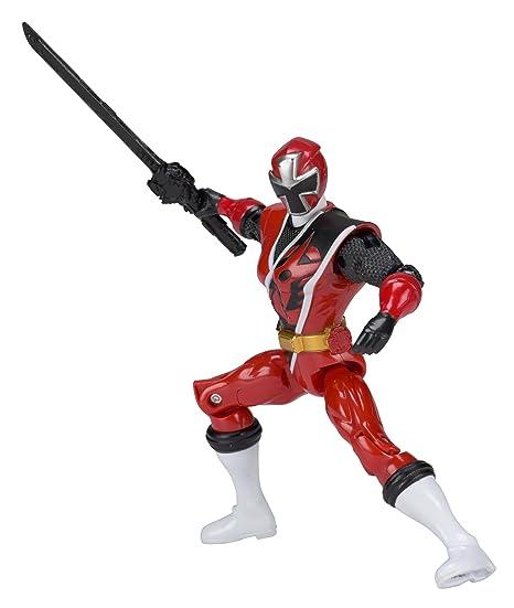 Bandai - 43701 - Figurine 12 Cm Ninja Steel Rouge