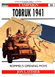 img - for Tobruk 1941: Rommel's opening move (Campaign) book / textbook / text book