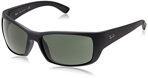 rb4149  Ray-Ban Oversized Sunglasses (Matt Black) (RB4149
