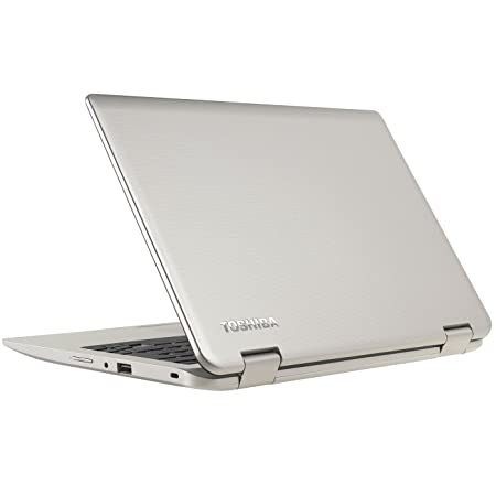 "Toshiba L10W-B-102 Ordinateur portable hybride Tactile 11,6"" (27,9 cm) Or (Intel Pentium, 4 Go de RAM, 500 Go, Intel HD Graphics, Windows 8.1)"
