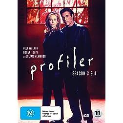 Profiler: Seasons 3 & 4 NTSC/0