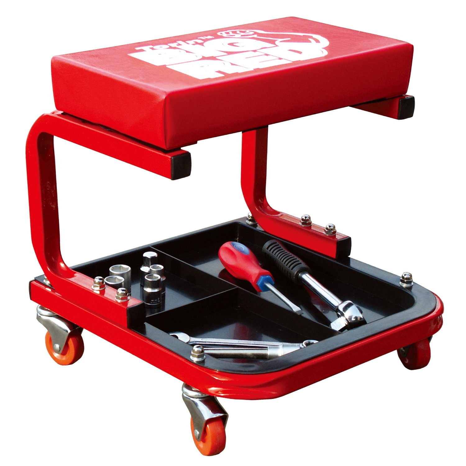 Mechanics Creeper Chair Seat Stool Tool Craftsman Cart