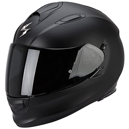 SCORPION 51-100-10-06 Casque de Moto, Multicolore, Taille XL