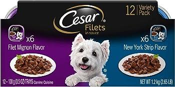 Cesar Filets in Sauce Adult Wet Dog Food
