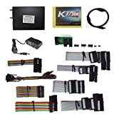 OBD2 Diagnostic Tool, Manager Tuning Kit Master Version + KTAG V6.070 Car ECU Programmer Tool OBDII Adapter Car Diagnostic Tool (Color: black)