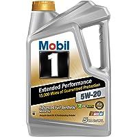 Mobil 1 (120765) Extended Performance 5W-20 5 Quart Motor Oil