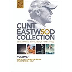 Clint Eastwood Collection, Volume 1