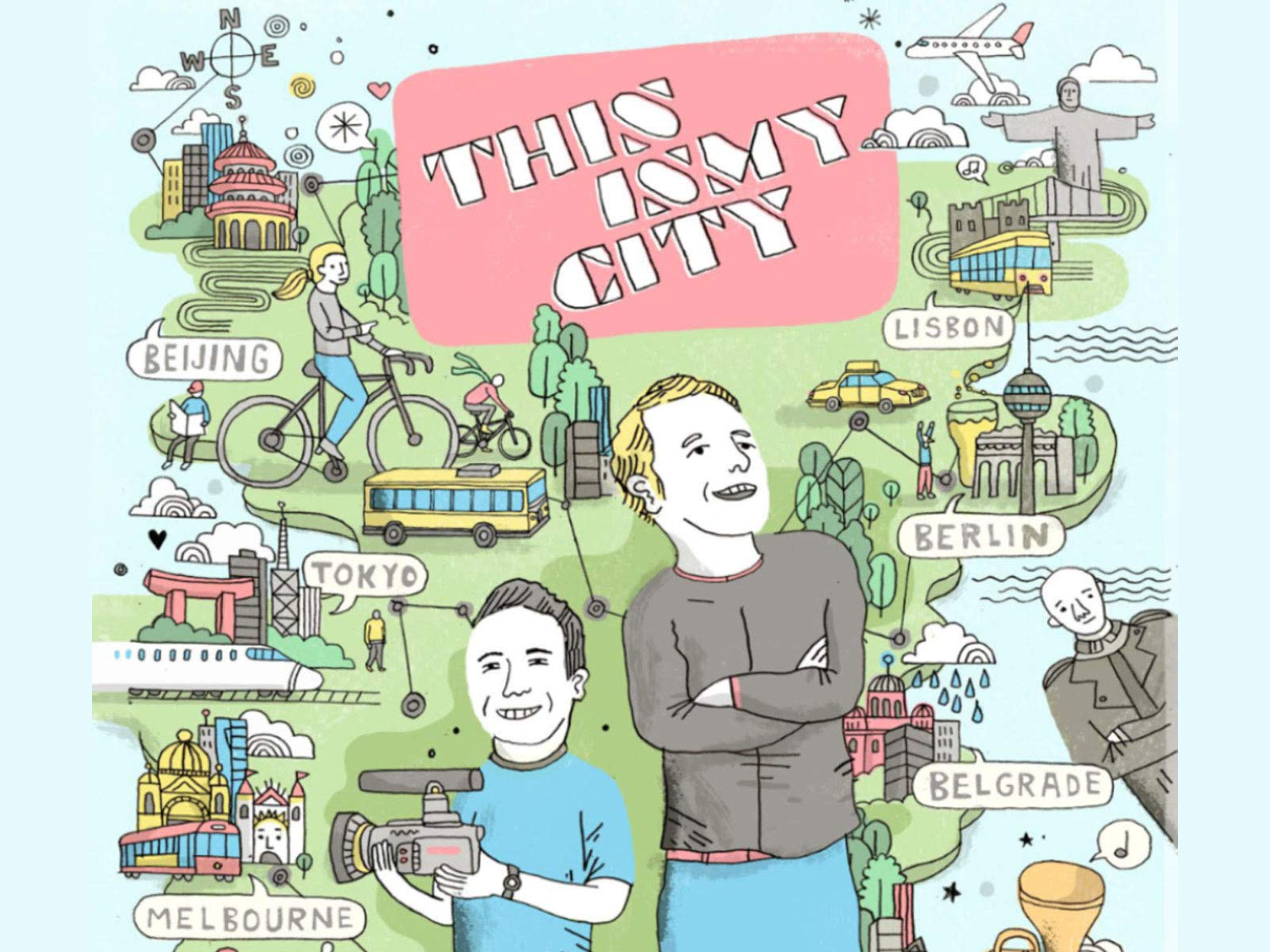 Watch This Is My City on Amazon Prime Instant Video UK