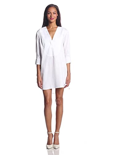 46b7f617af2 WHITE SHIRT DRESS - Gunda Daras