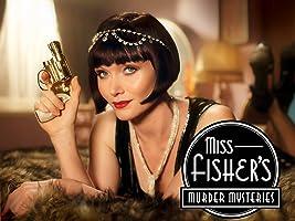 Miss Fisher's Murder Mysteries Season 1 [HD]